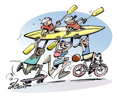...Généralités ... Les sports Co... dans 1. Généralités dessin-sports