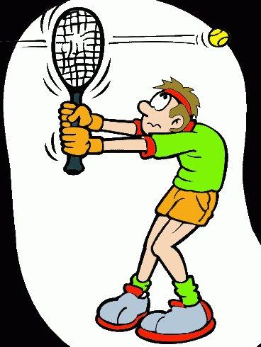 Stma 1 6 les activites d opposition duelle sp de - Dessin raquette ...